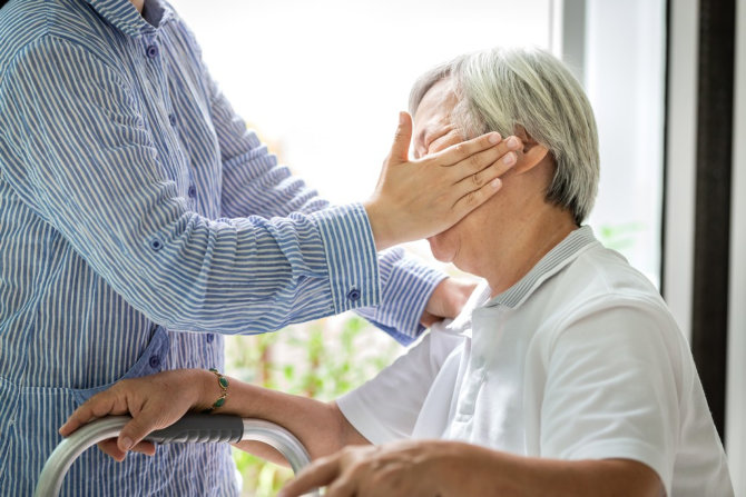 Fears: Why Elders Refuse Care
